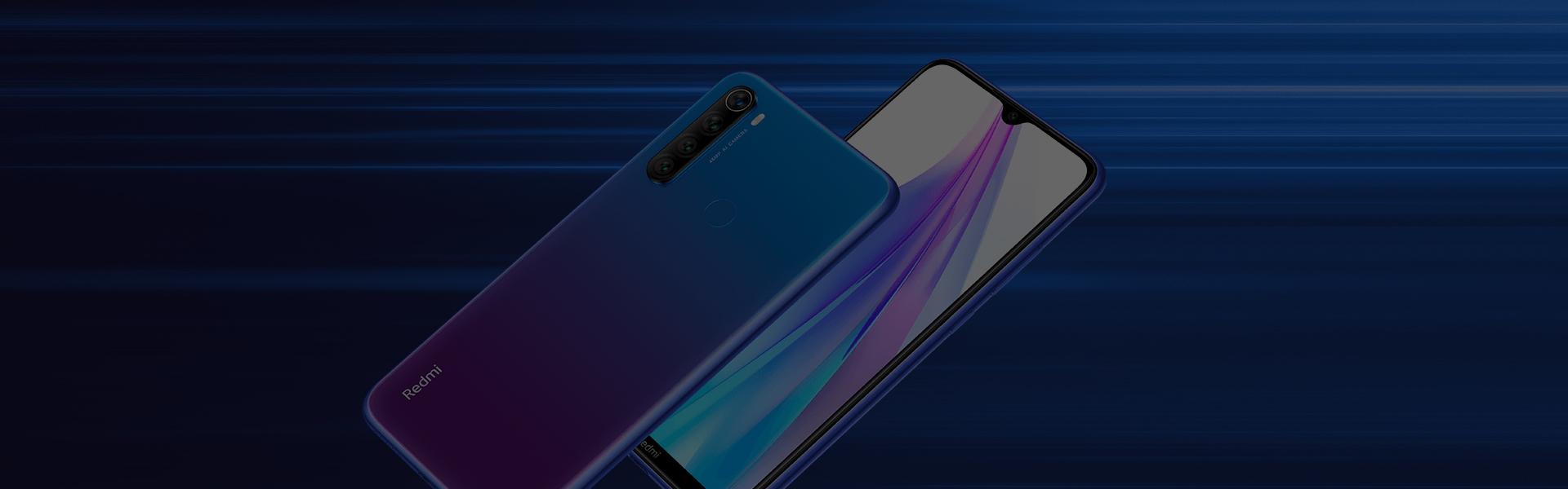 Redmi Note 8T: cuatro cámaras para uno de los mejores teléfonos de menos de 200 euros.