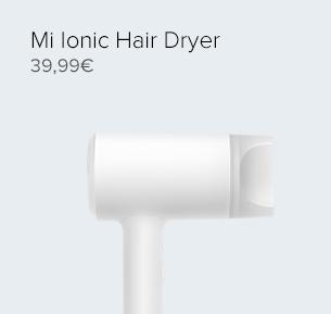 Mi Ionic Hairdryer