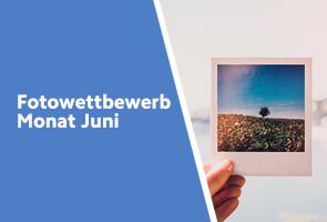 Fotowettbewerb Monat Juni