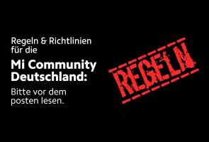 Richtlinien für Mi Community Deutschland