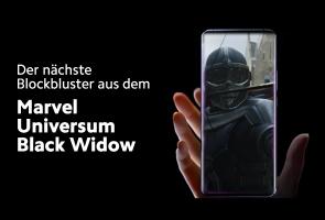 Dem Marvel Universum Black Widow