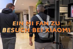 Mi Fan besucht Xiaomi