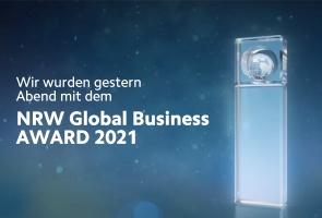 NRW Global Business Award 2021