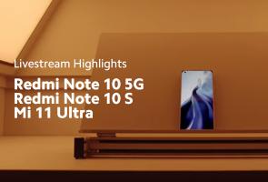 Mi 11 Ultra Livestream Highlights