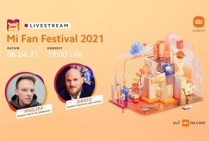 Mi Fan Festival 2021 Livestream
