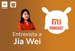 Mi Podcast - Entrevista a Jia Wei