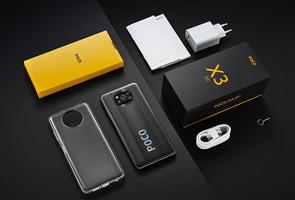 POCO X3 NFC Unboxing