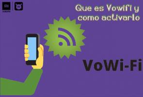 ¿Qué es Vowifi y cómo activarlo?