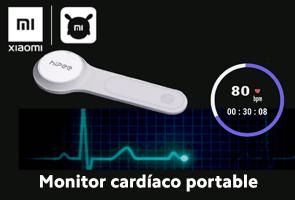 El Monitor cardíaco portable