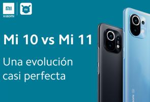 Mi 10 vs Mi 11
