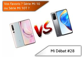 La Série Mi 10 ou la Série Mi 10T?