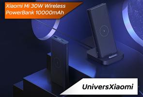 Mi 30W Wireless PowerBank