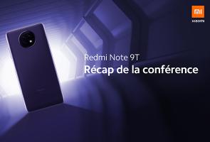 Redmi Note 9T récap