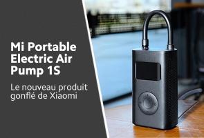Xiaomi Mi Portable Electric Air Pump 1S