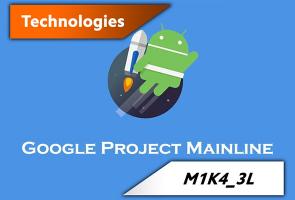 Google project mainline