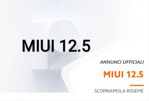 Nuova MIUI 12.5