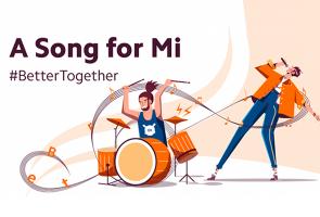 Diventa il cantante della canzone di Xiaomi!