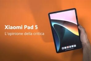 Xiaomi Pad 5 | L'opinione della critica!