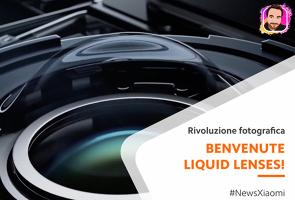 Liquid Lenses: Rivoluzione Fotografica