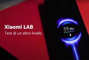 Xiaomi LAB. Test di un altro livello!