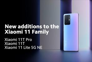 New Xiaomi 11T Series