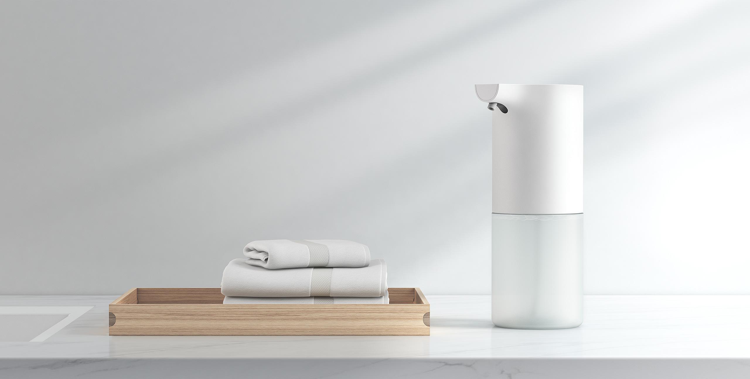Дозатор Xiaomi Mijia SimpleWay Automatic Foam Soap Dispenser