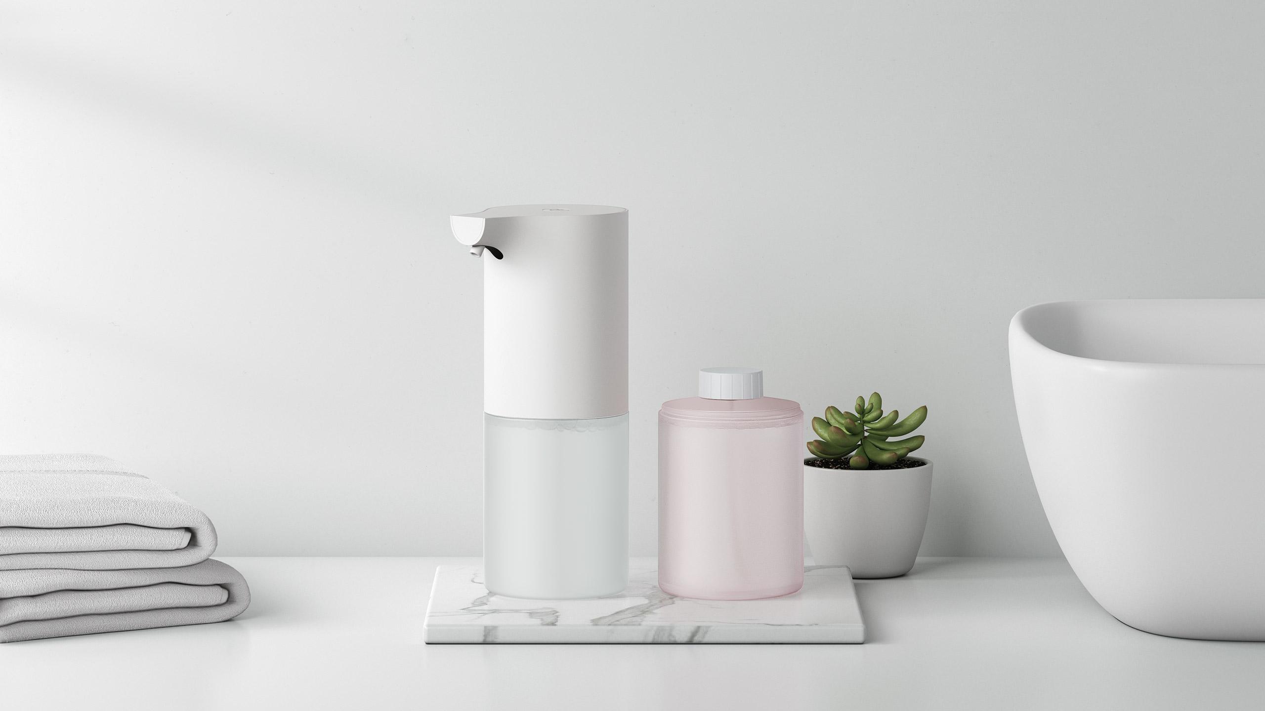 Дозатор Xiaomi Mijia SimpleWay Automatic Foam Soap Dispenser 4
