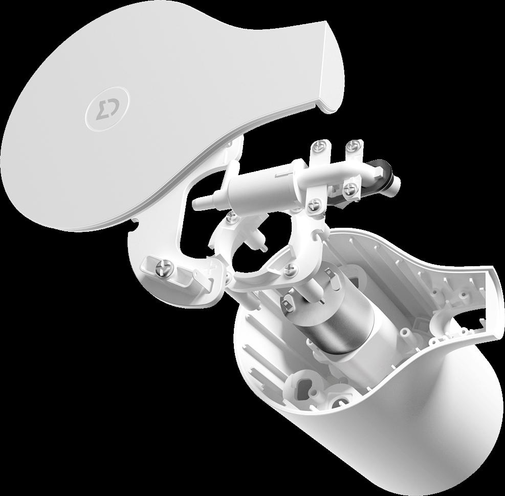 Дозатор Xiaomi Mijia SimpleWay Automatic Foam Soap Dispenser 7