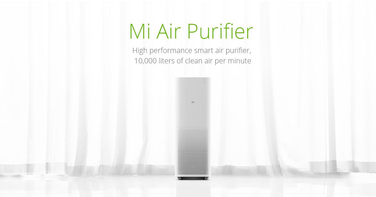 Mi Air Purifier Mi Global Home