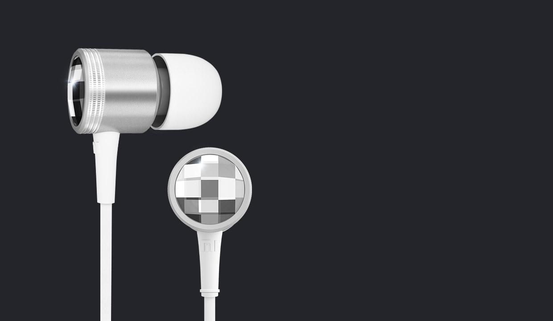 Mi In-Ear Headphones Crystal Silver - Mi Malaysia