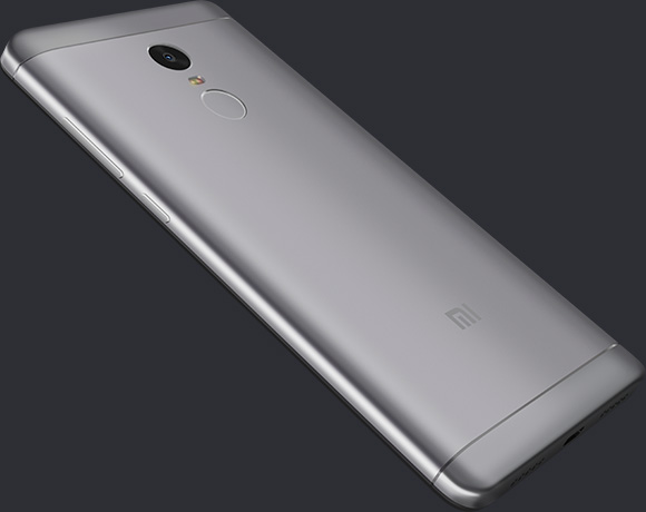 grey xiaomi mi redmi note 4