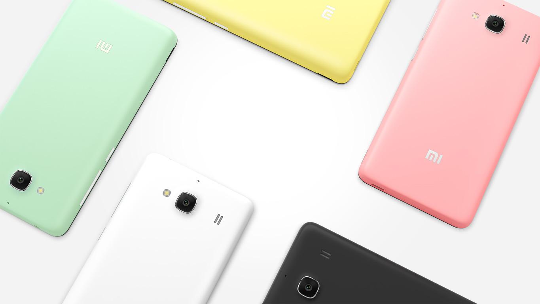 Redmi 2 Snapdragon 410 MSM8916 1.2GHz 4コア
