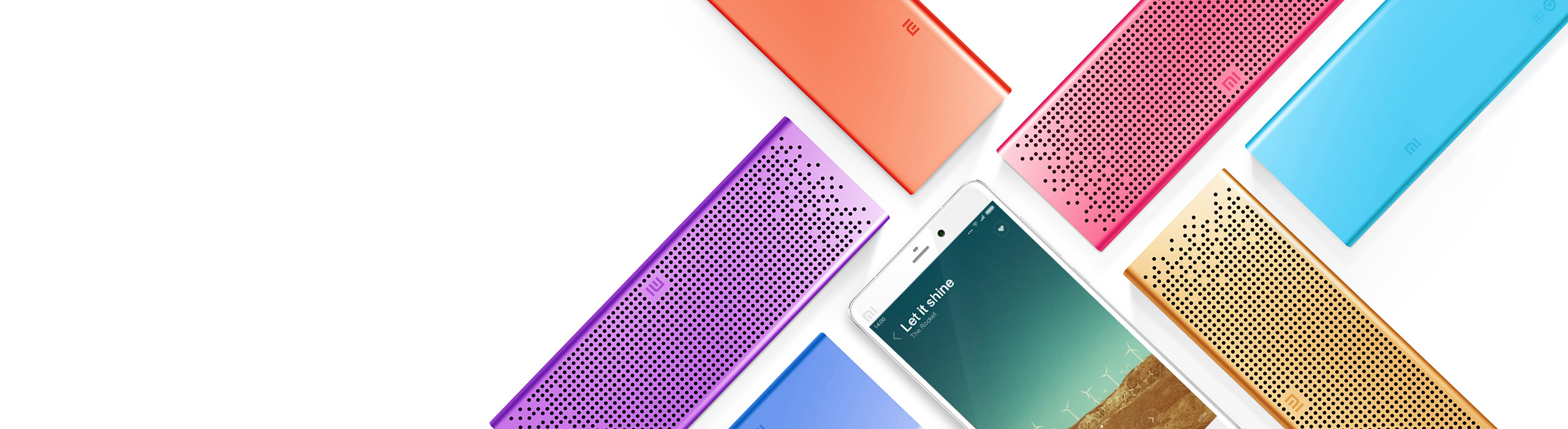 Xiaomi Mi Bluetooth Speaker With Build In Microphone Will Rolled Out