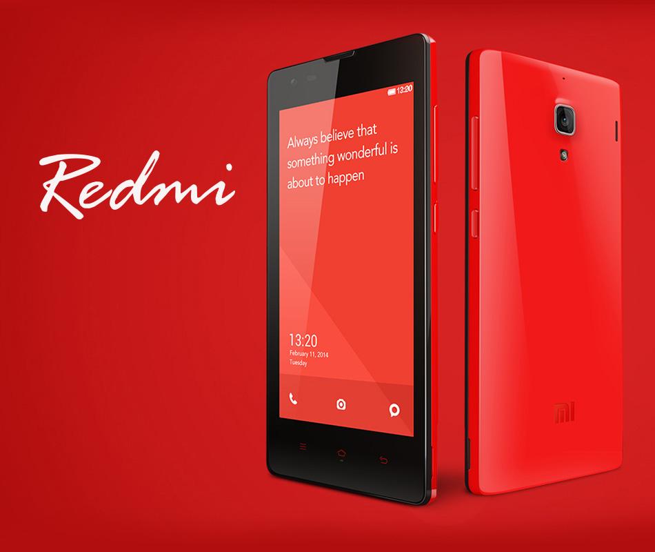 Xiaomi Singapore - Redmi Quad-core 1.5GHz. Dual SIM, Dual ...
