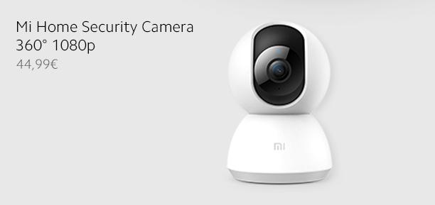 Mi Home Security Camera 360° 1080P
