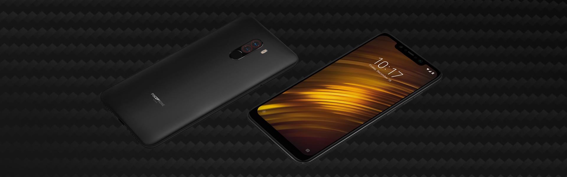 Xiaomi Poco F1 Resmi Meluncur, Ponsel Snapdragon 845 Termurah
