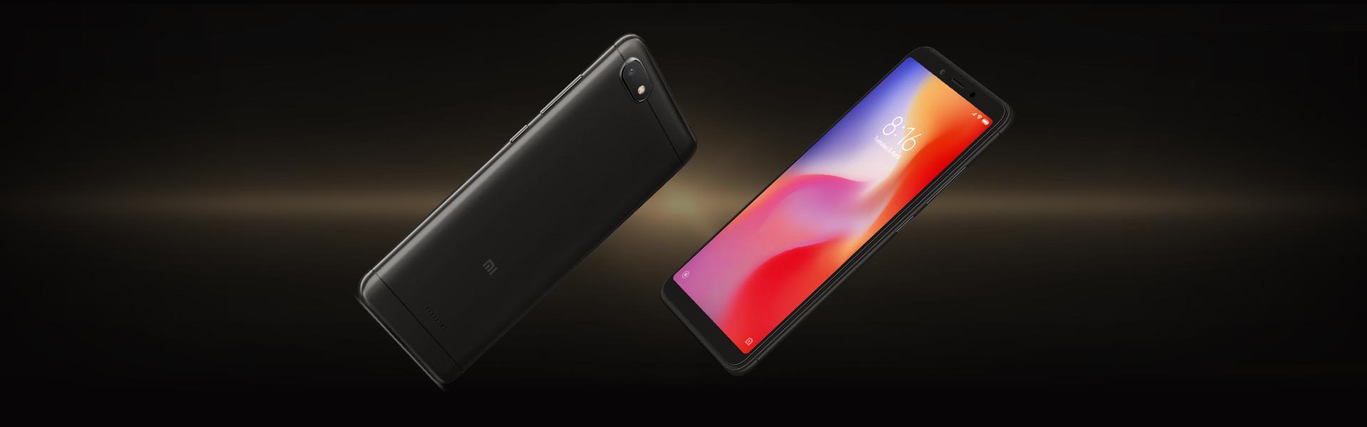 Xiaomi Luncurkan Redmi 6A dan 6