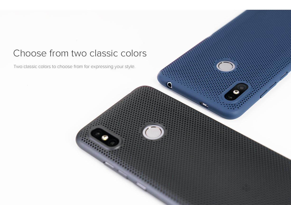 quality design 822b5 172b7 Redmi Y2 Perforated Case Black