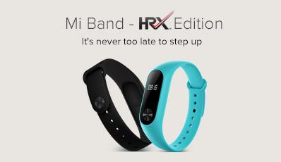 Mi Band - HRX Edition