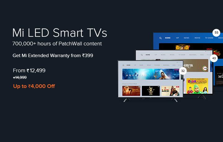 Xiaomi India | Mobile | TV | Fitness | Smart Home | Lifestyle - Mi India