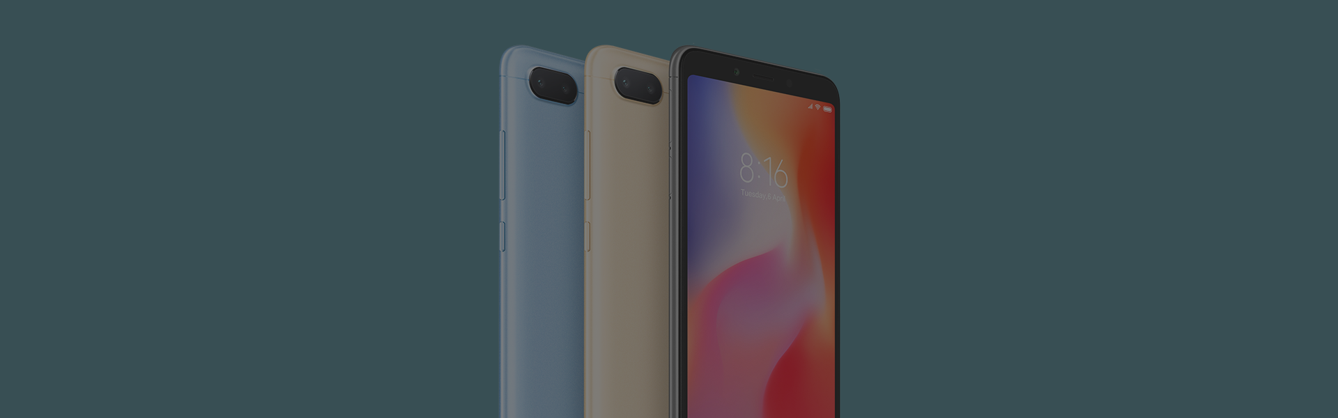 Redmi 6A: </br>Xiaomi's feature-loaded 'Aam Aadmi' smartphone