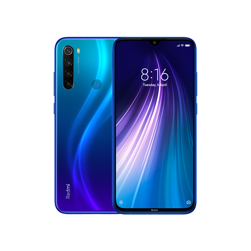 Redmi Note 8 @12,499 | 48MP Quad All-rounder - Mi India