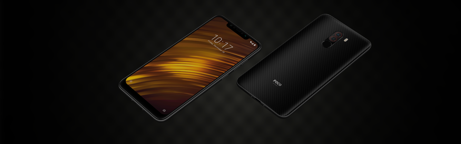 POCO F1: </br>Incredible performance at an unbeatable price
