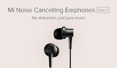 Mi Noise Cancelling Earphones (Type-C)