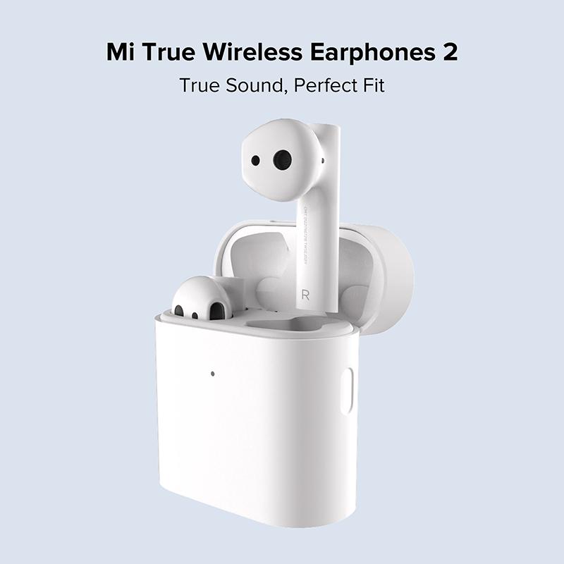 Mi True Wireless Earphones 2 3 999 Tws True Sound Perfect Fit Mi India