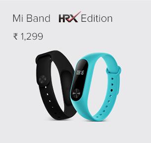 Mi Band- HRX Edition