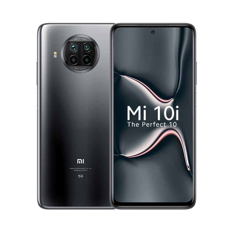 Mi 10i 5G @₹21,999 - The Perfect 10 - Mi India