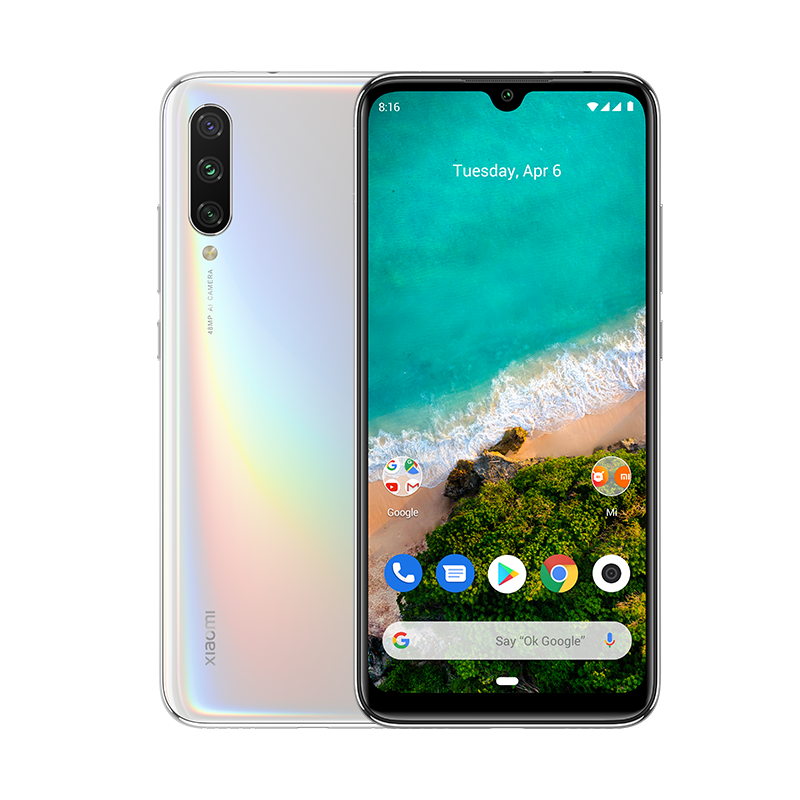Mi A3 @₹12,999 | Android One