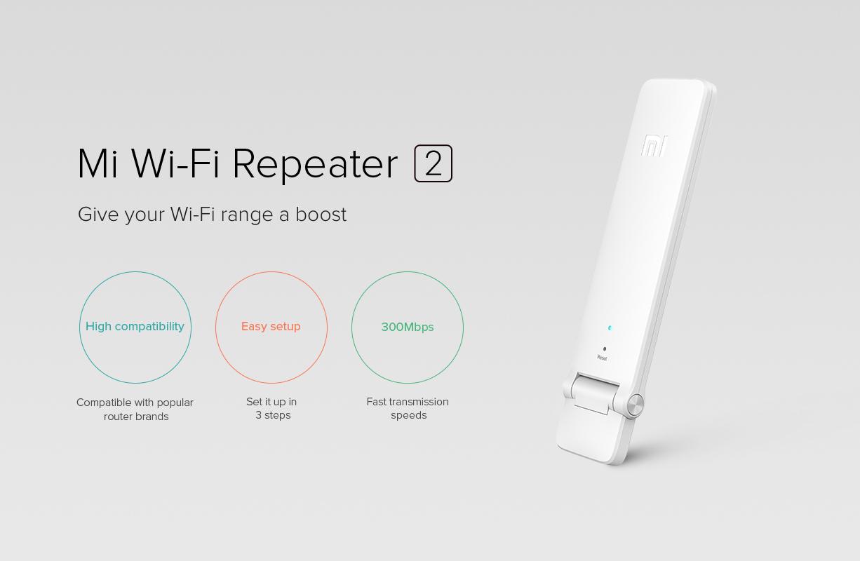 Mi Wi Fi Repeater 2 Router Mi India