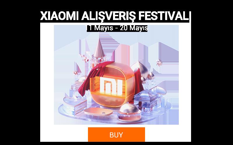 Xiaomi Alışveriş Festivali